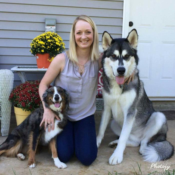 Cami<br>Licensed Veterinary Technician  photo